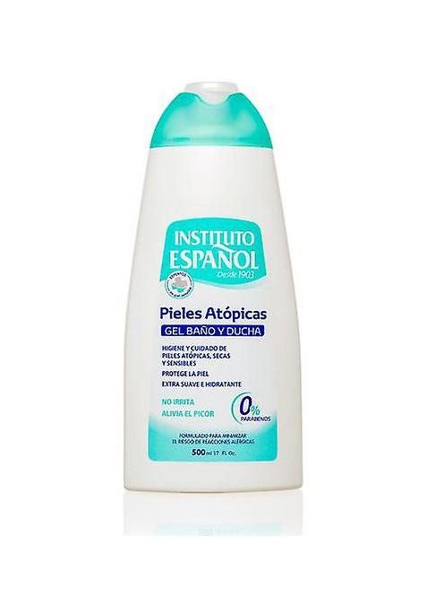 INSTITUTO ESPAÑOL GEL PIEL ATOPICAS 500 ML.