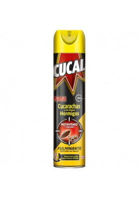 CUCAL INSECTICIDA SPRAY 400 ML