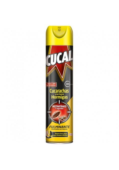 CUCAL INSECTICIDA SPRAY 400 ML