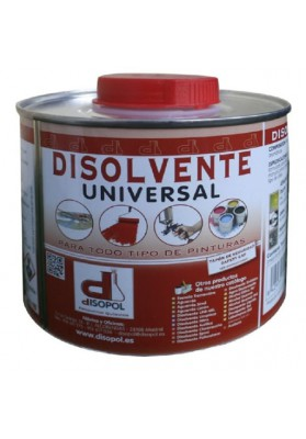 DIPOSOL DISOLVENTE UNIVERSAL 500 ML