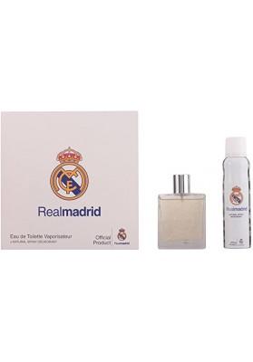 REAL MADRID ESTUCHE 100 ML. VAPORIZADOR