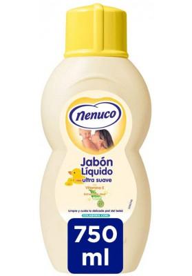 NENUCO JABÓN LÍQUIDO ALOE 750 ML