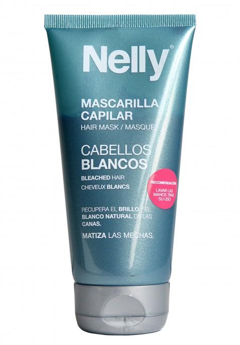 NELLY MASCARILLA 150 ML CABELLOS BLANCOS