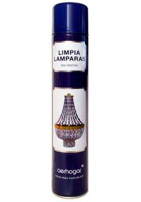 AERHOGAR LIMPIADOR 500 ML LÁMPARAS