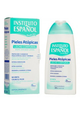 INSTITUTO ESPAÑOL BODY MILK PIELES ATÓPICAS 300 ML