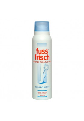 FUSS -FRISH DESODORANTE PARA PIES SPRAY 150 ML