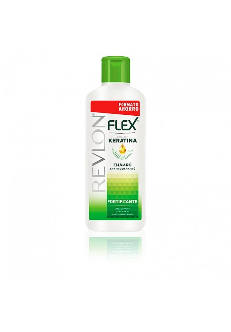 FLEX CHAMPU 650 ML C/FRÁGIL FORTIFICANTE