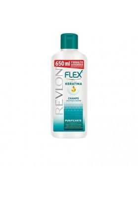FLEX CHAMPÚ 650 ML C/GRASO PURIFICANTE