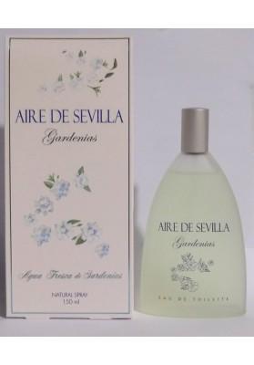 AIRE DE SEVILLA GARDENIAS EAU DE TOILETTE 150ML