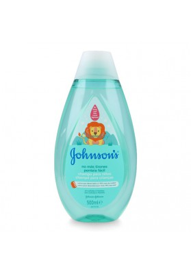 JOHNSON CHAMPÚ SIN TIRONES 500 ML