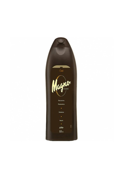 MAGNO GEL CLÁSICO 550 ML