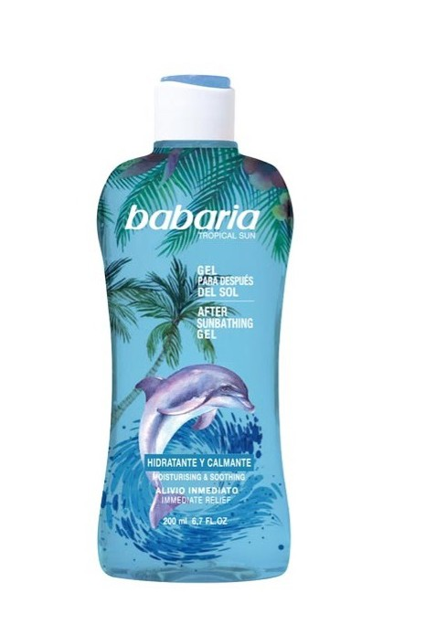 BABARIA TROPICAL AFTER SUN 200 ML