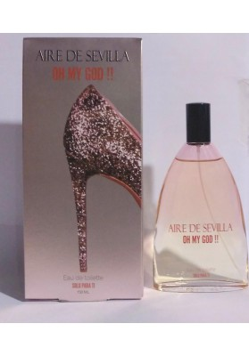 AIRE DE SEVILLA OH MY GOD EAU DE TOILETTE 150ML