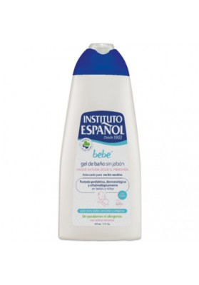 INSTITUTO ESPAÑOL BEBE GEL 500 ML