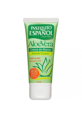 INSTITUTO ESPAÑOL CREMA DE MANOS ALOE VERA 75 ML