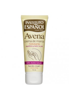 INSTITUTO ESPAÑOL CREMA DE MANOS AVENA 75 ML