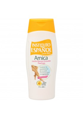 INSTITUTO ESPAÑOL BODY MILK ARNICA 500 ML