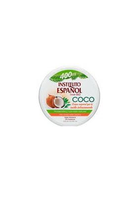 INSTITUTO ESPAÑOL CREMA CORPORAL COCO TARRO 400 ML