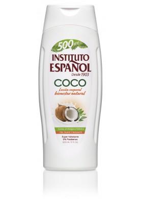 INSTITUTO ESPAÑOL BODY MILK COCO 500 ML