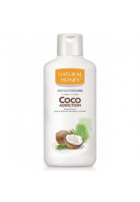 NATURAL HONEY GEL COCO 200 ML