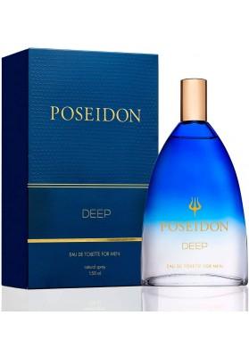 POSEIDON DEEP MEN COLONIA 150 ML (SIN CAJA/SIN TAPÓN)