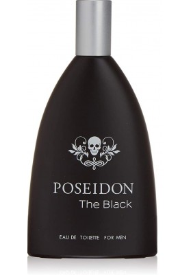 POSEIDON THE BLACK HOMBRE COLONIA 150 ML (SIN CAJA/SIN TAPÓN)
