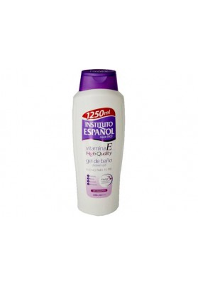 INSTITUTO ESPAÑOL GEL DE BAÑO VITAMINA E 1250 ML