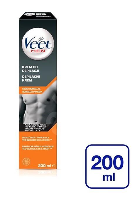 VEET CREMA DEPIL FOR MEN 200 ML.