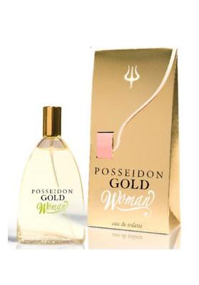 POSEIDON GOLD EAU DE TOILETTE MUJER 150ML
