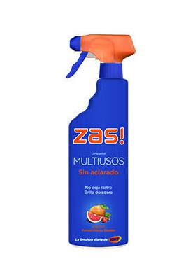 ZAS MULTIUSOS PISTOLA 750 ML.