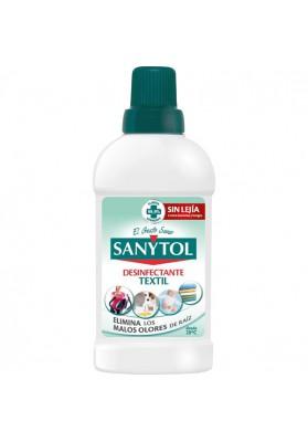 SANYTOLS/LEJÍA ADITIVO DESINFECTANTE TEXTIL 500 ML
