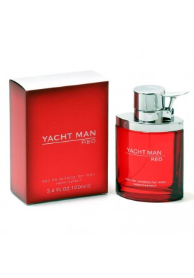 YACHT MAN RED 100 ML VAPORIZADOR