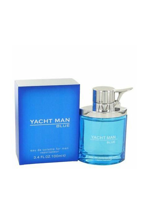 YACHTMAN BLUE 100 ML VAPORIZADOR