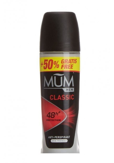 MUM DESODORANTE ROLL ON HOMBRE ORIGINAL 75 ML