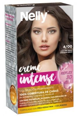 NELLY TINTE No.4 CASTAÑO MEDIO