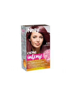 NELLY TINTE 6/56 ROJO GRANATE