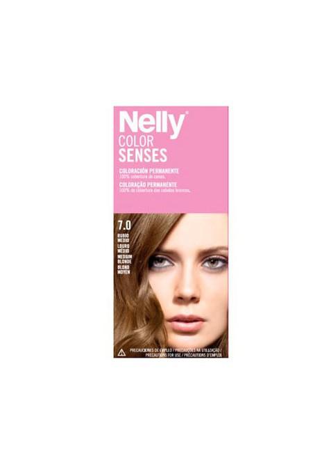 NELLY TINTE SENSES 7.0 RUBIO