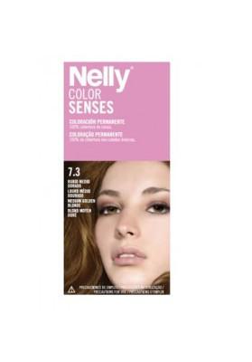 NELLY TINTE SENSES 7.3 RUBIO MEDIO DORADO