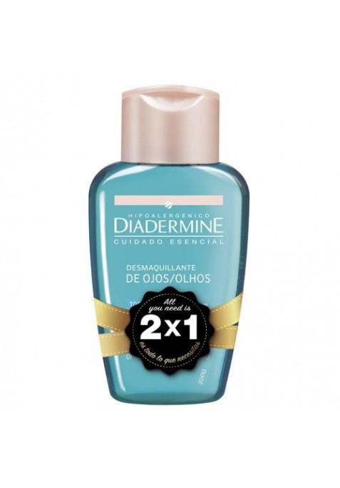 DIADERMINE DESMAQUILLADOR DE OJOS 2X1 125 ML