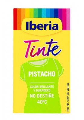 IBERIA TINTE ESPECIAL PISTACHO