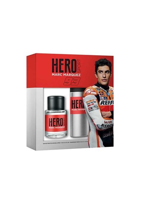 HERO MARQUEZ ESTUCHE 100 ML.