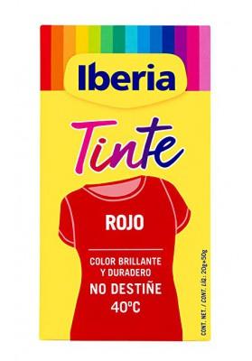 IBERIA TINTE ESPECIAL ROJO