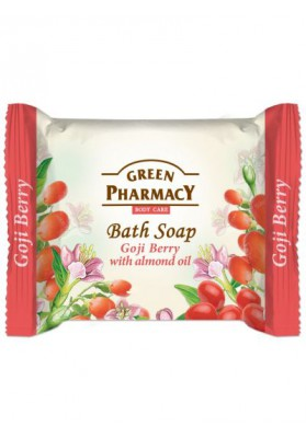 GREEN PHARMACY JABÓN PASTILLA GOJI BERRY
