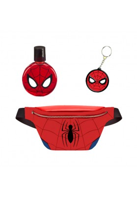 SPIDERMAN COLONIA 100 ML VAPORIZADOR+RIÑONERA+LLAVERO
