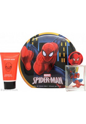 SPIDERMAN ESTUCHE 50 ML VAPORIZADOR+GEL