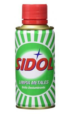 SIDOL LIMPIA METALES 150 ML