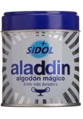 ALADDIN LIMPIA METALES ALGODÓN MÁGICO 75 ML