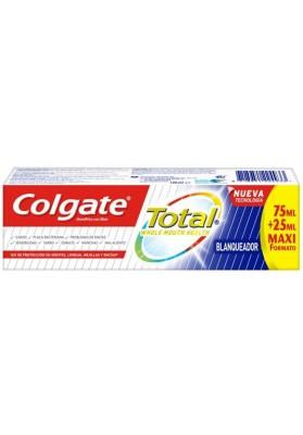 COLGATE TOTAL DENTRIFICO BLANQUEADORA 100 ML