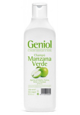 GENIOL CHAMPÚ MANZANA 750 ML