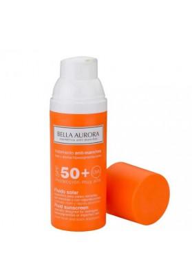 BELLA AURORA PROTECTOR SOLAR F50 P/PIEL MIXTA GRASA